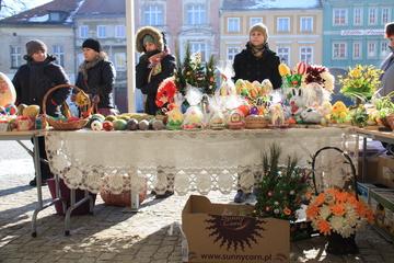 Galeria O gminie - Atrakcje turystyczne - Najciekawsze Wydarzenia - Jarmark Wielkanocny